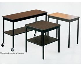 NON-FOLDING UTILITY TABLE