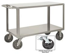 EXTRA HEAVY DUTY SHELF TRUCK