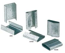 STEEL STRAPPING SEALS